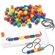 Beads & Pattern Cards Activity Set