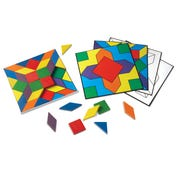 Parquetry Blocks & Cards Set