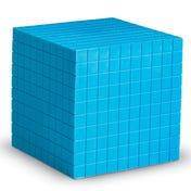 Plastic Base Ten Cube