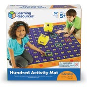 Hip Hoppin' Hundred Mat™ Hundreds Activity Mat