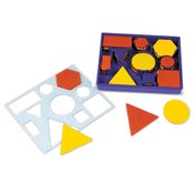 Attribute Blocks Desk Set