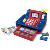 Pretend & Play® Teaching Cash Register with Canadian Currency