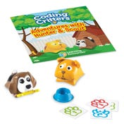 Coding Critters™ Pair-a-Pets: Adventures with Hunter & Scout