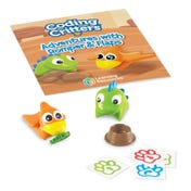 Coding Critters™ Pair-a-Pets: Adventures with Romper & Flaps