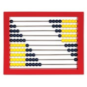 2-Color Desktop Abacus