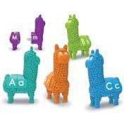 Snap-n-Learn™ Letter Llamas