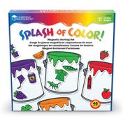 Splash of Color Magnetic Sorting Set