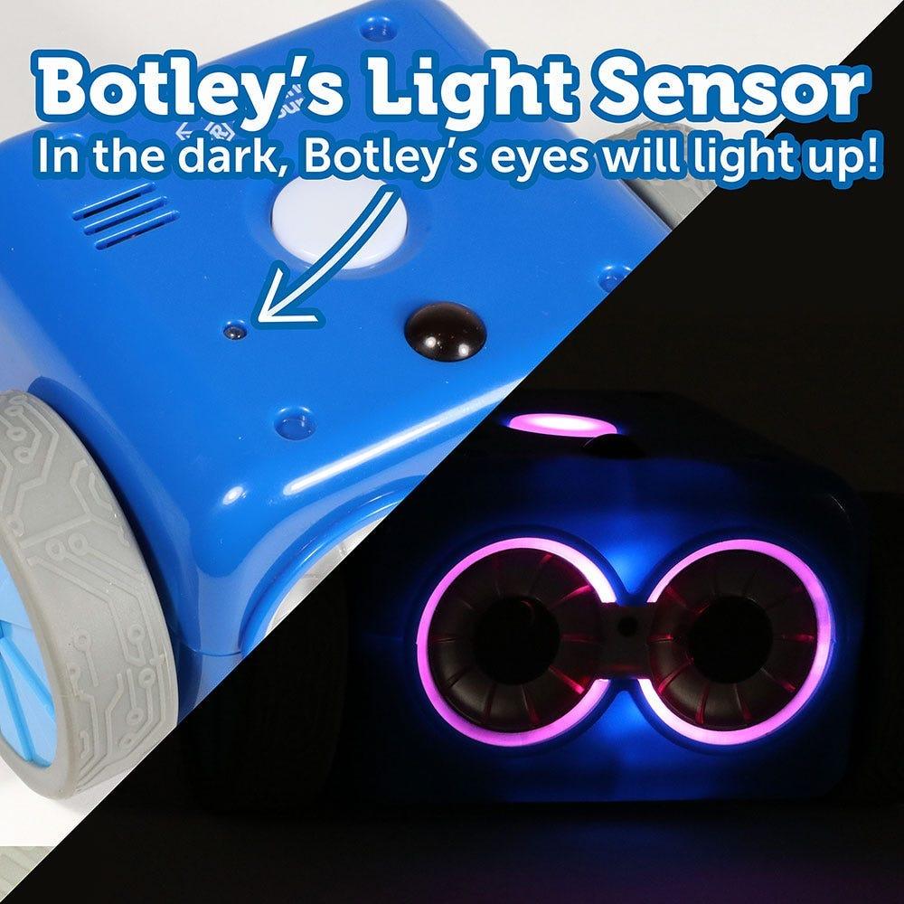 Botley® 2.0 el robot de codificación