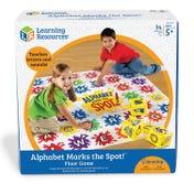 Alphabet Marks the Spot™ Game