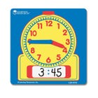Write & Wipe Student Clocks (Set of 10)