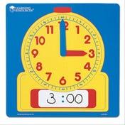 Write & Wipe Demonstration Clock