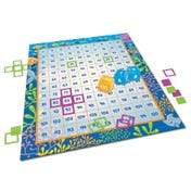 Make a Splash™ 120 Maths Activity Mat