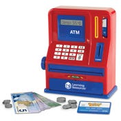 Pretend & Play® Teaching ATM Bank Canadian Version