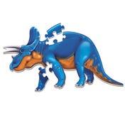 Jumbo Dinosaur Floor Puzzle Triceratops