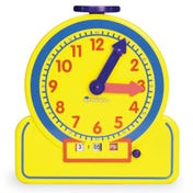 Primary Time Teacher™ 12-Hour Junior Learning Clock®