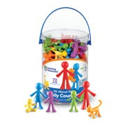 All About Me Family Counters™ (Set of 72)