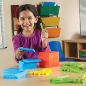 Brights!® Base Ten Classroom Set