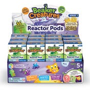 Beaker Creatures® 24-Pack Reactor Pods, Series 1