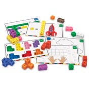 MathLink® Cubes Early Math Activity Set