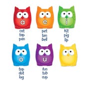 Magnets Vowel Owls™