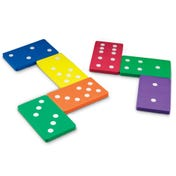 Jumbo Soft Foam Dominoes