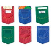 Magnetic Mini Pockets (Set of 6)