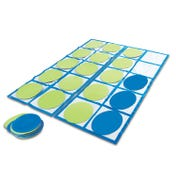 Ten-Frame Floor Mat Activity Set