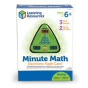 Minute Math Electronic Flash Card™