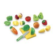 Pretend & Play® Sliceable Fruits & Veggies