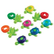 Smart Splash® Shape Shell Turtles