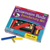 Plastic Cuisenaire® Rods Introductory Set