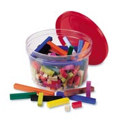 Plastic Cuisenaire® Rods Small Group Set