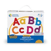Magnetic Uppercase & Lowercase Letters