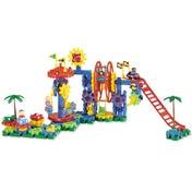 Gears! Gears! Gears!® Dizzy Fun Land™ Motorized Building Set