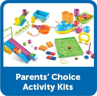 Parents' Choice Activity Kits
