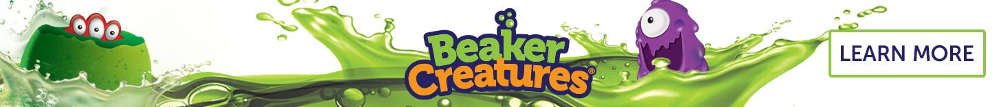 Beaker Creatures: Crazy Creatures, Smart Science