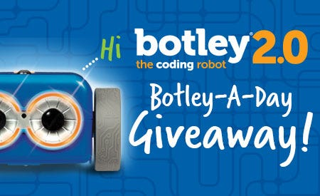 Botley-A-Day Giveaway!
