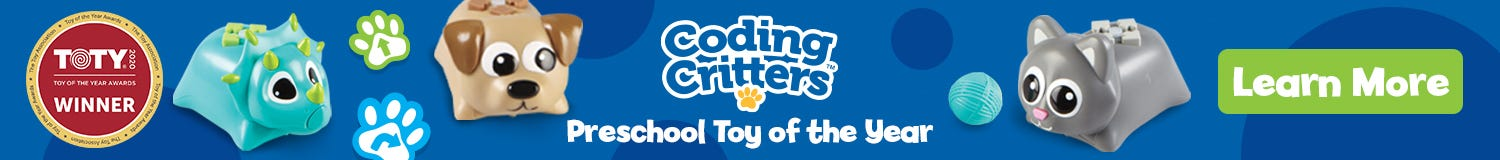 Coding Critters: Your First Coding Friends!