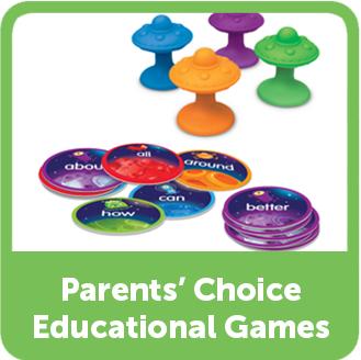 Parents' Choice Educational Games