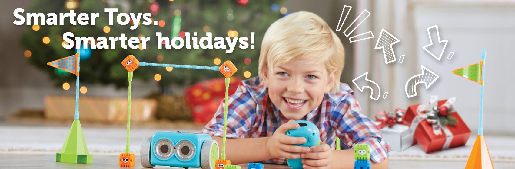 Smarter Toys, Smarter holidays!