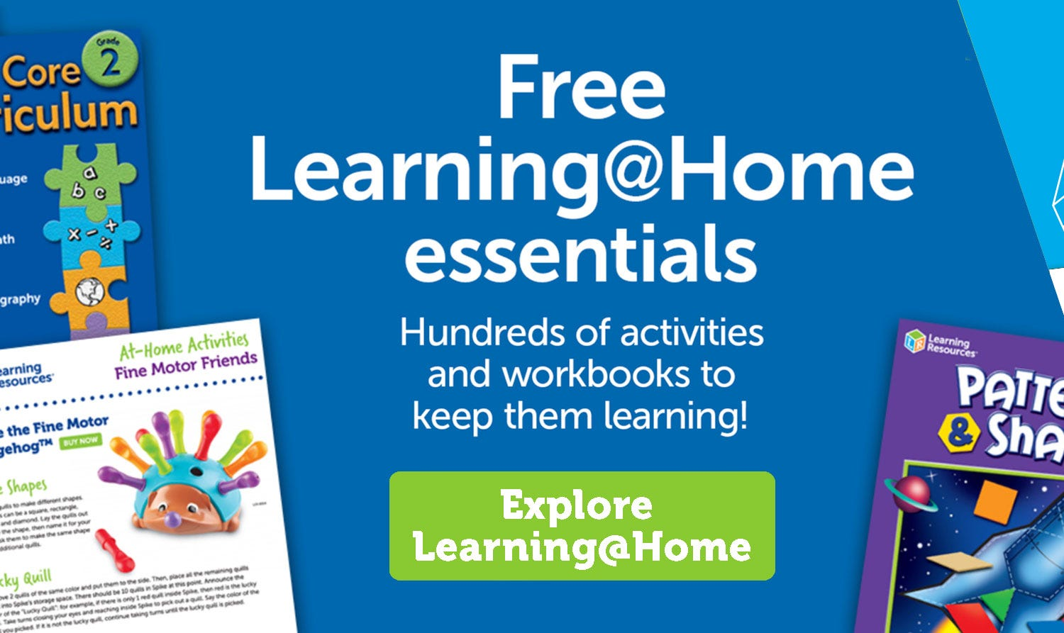 Explore Learning@Home