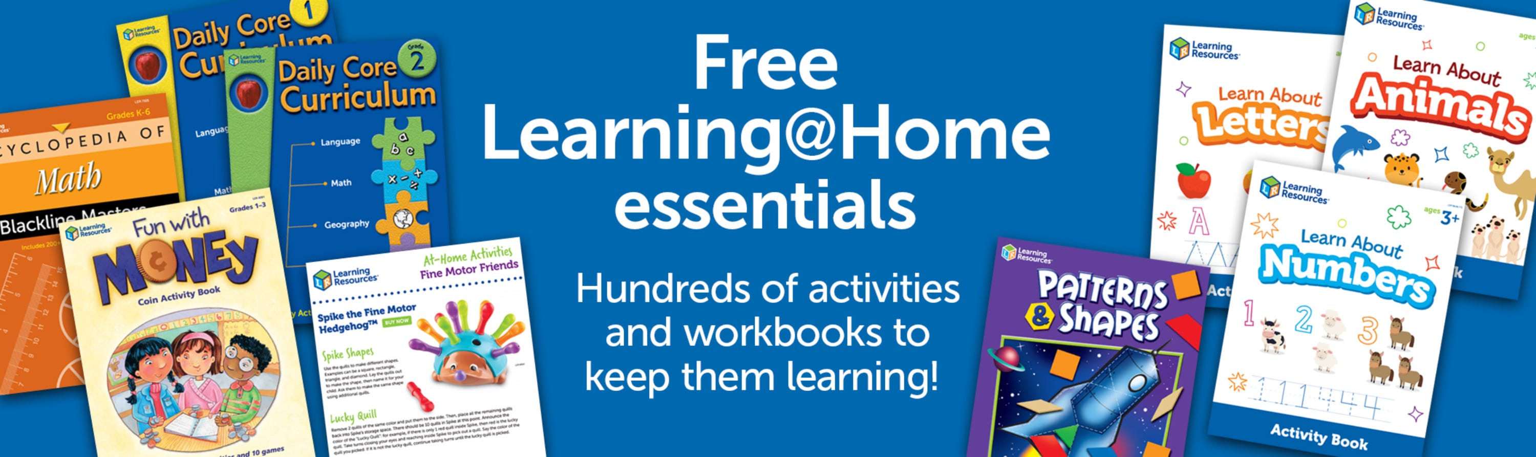 Free Learning@Home Essentials