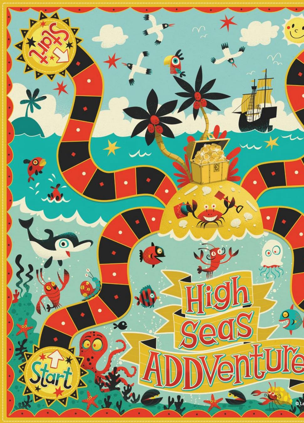 High Seas Addventure Game