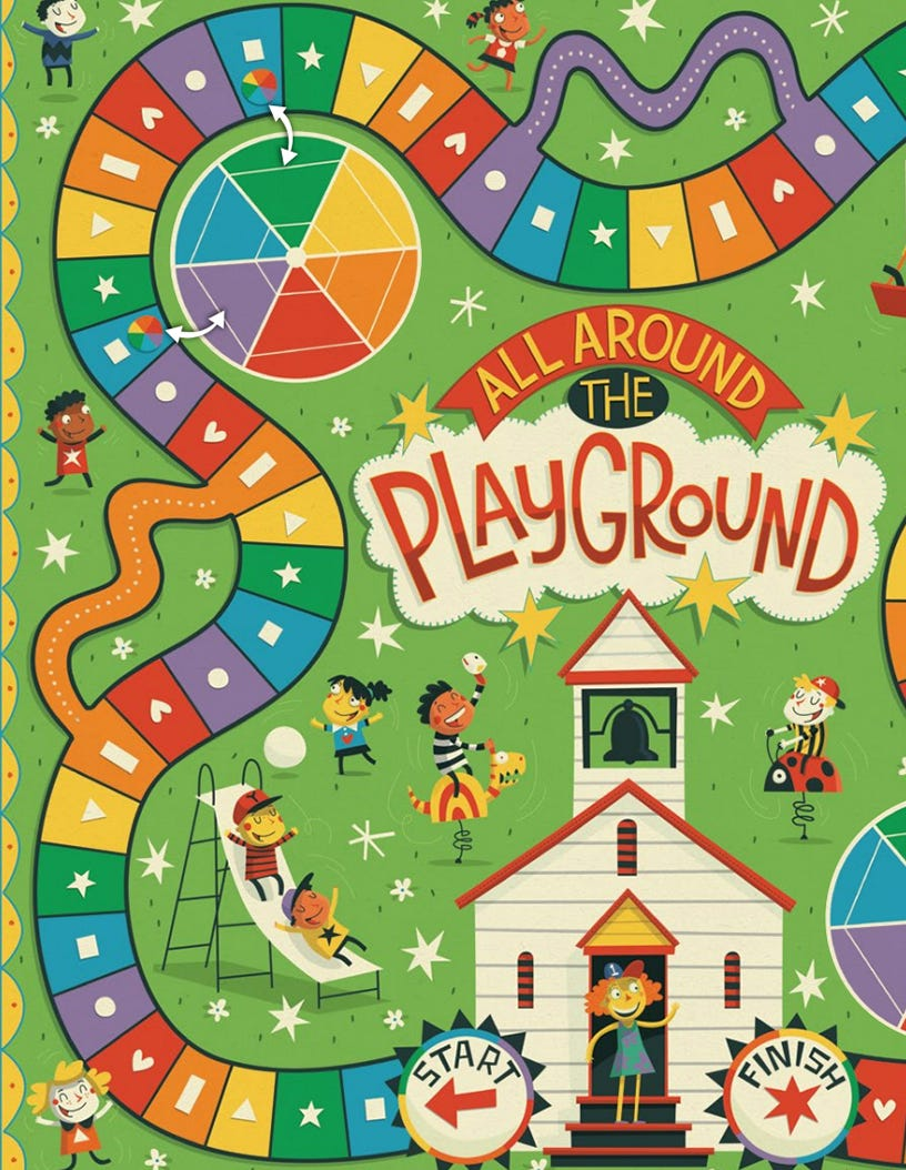 All Around Playground the Playground