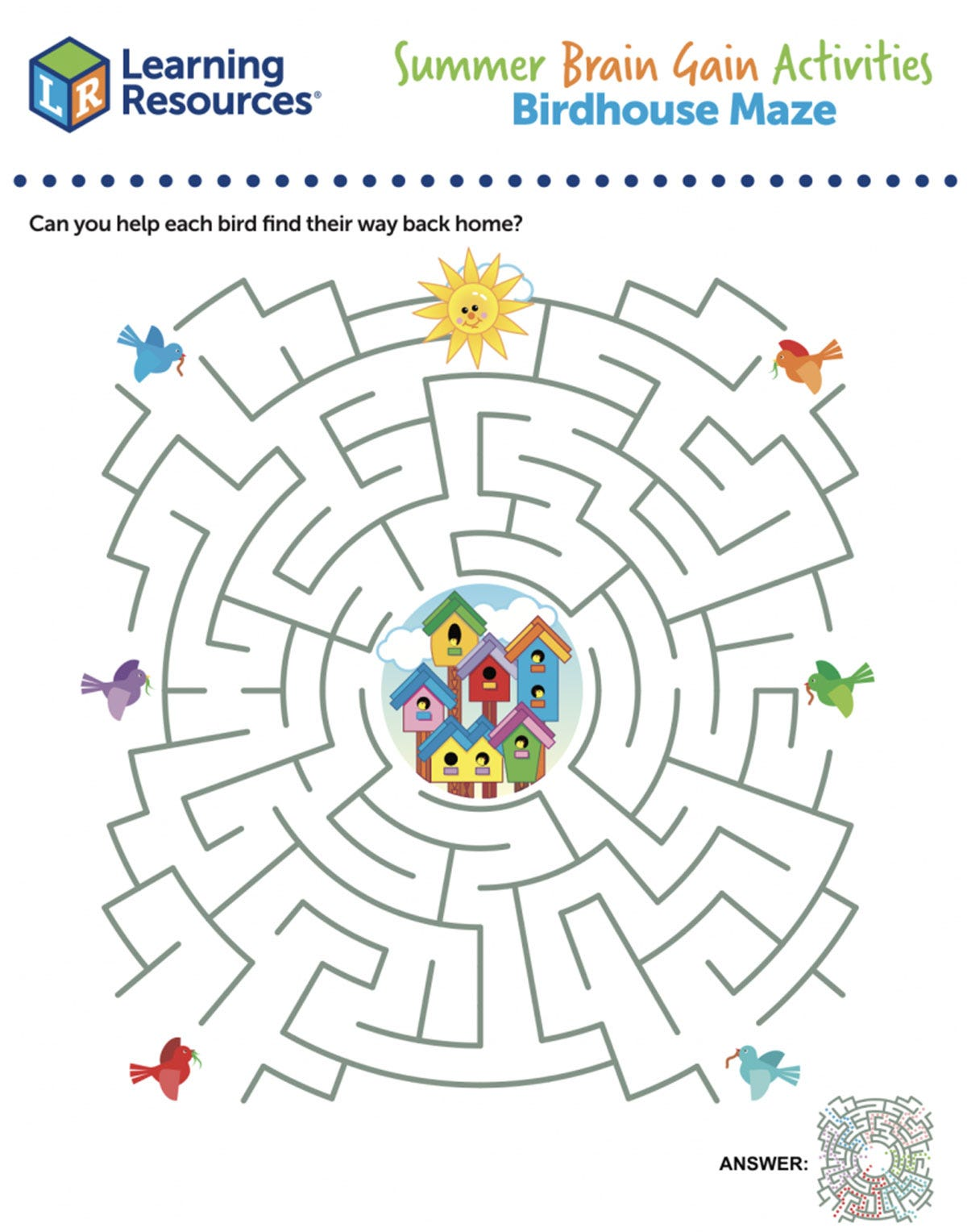 Get Out & Play Printable Pack