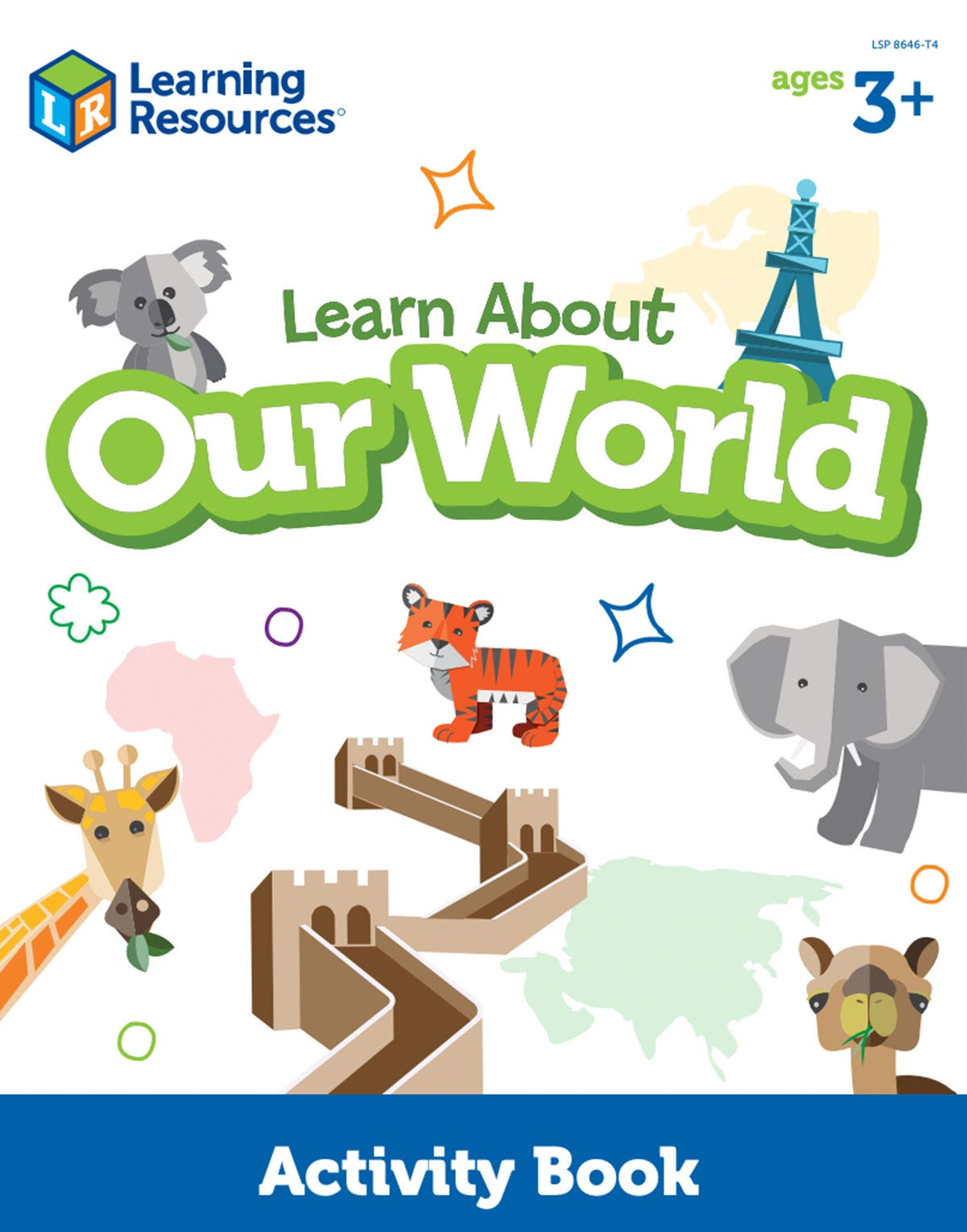 Learn About Our World Activity Book