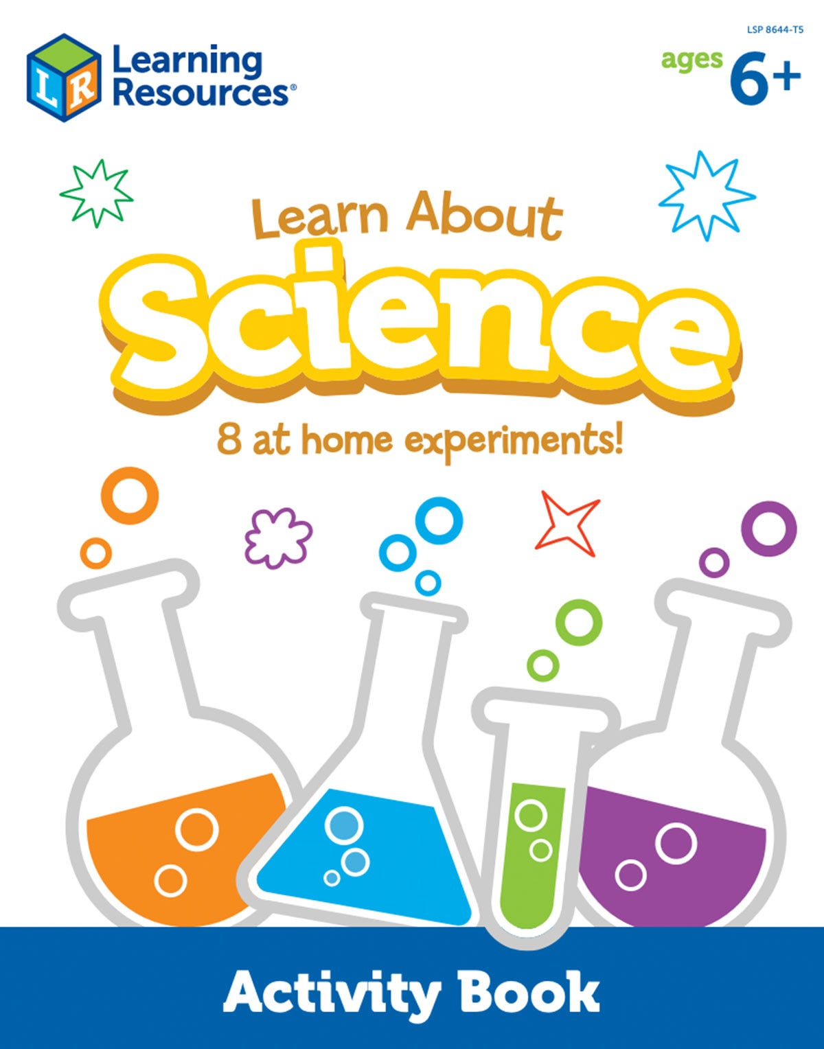 Learn About Science Activity Book