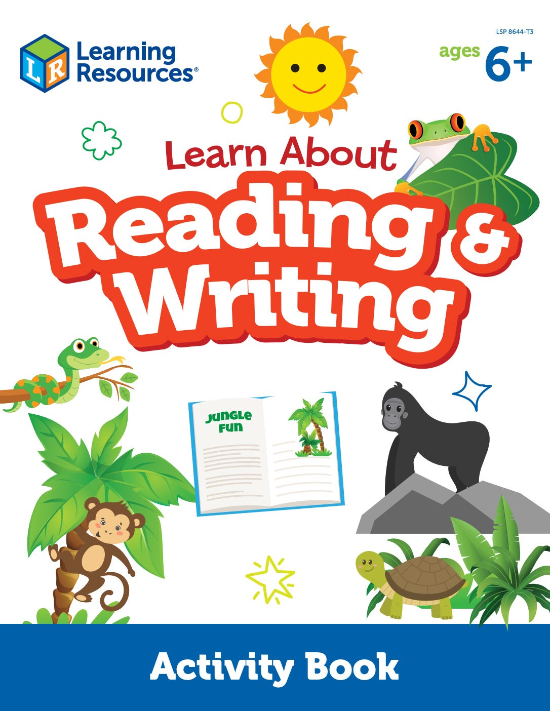 Reading and Writing Activity Book