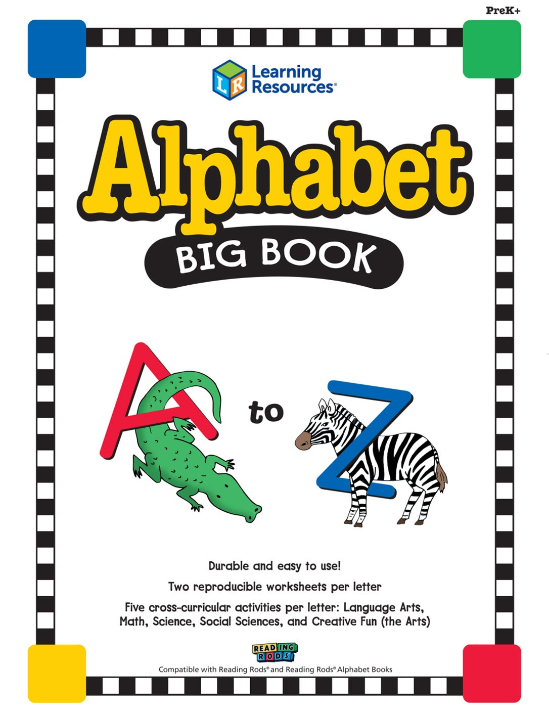 Big Book Alphabet