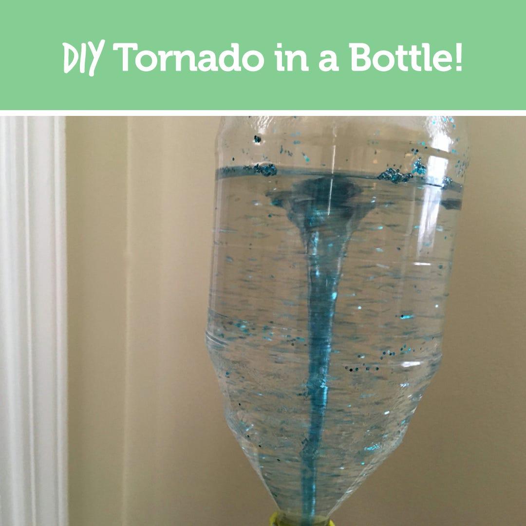 DIY Tornado in a Bottle!